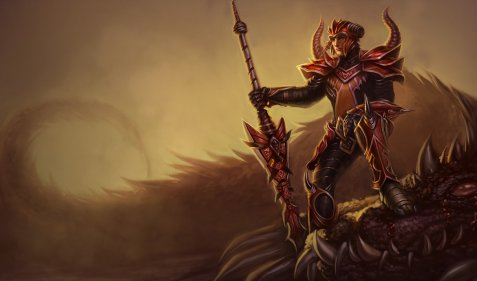 Jarvan dragon slayer