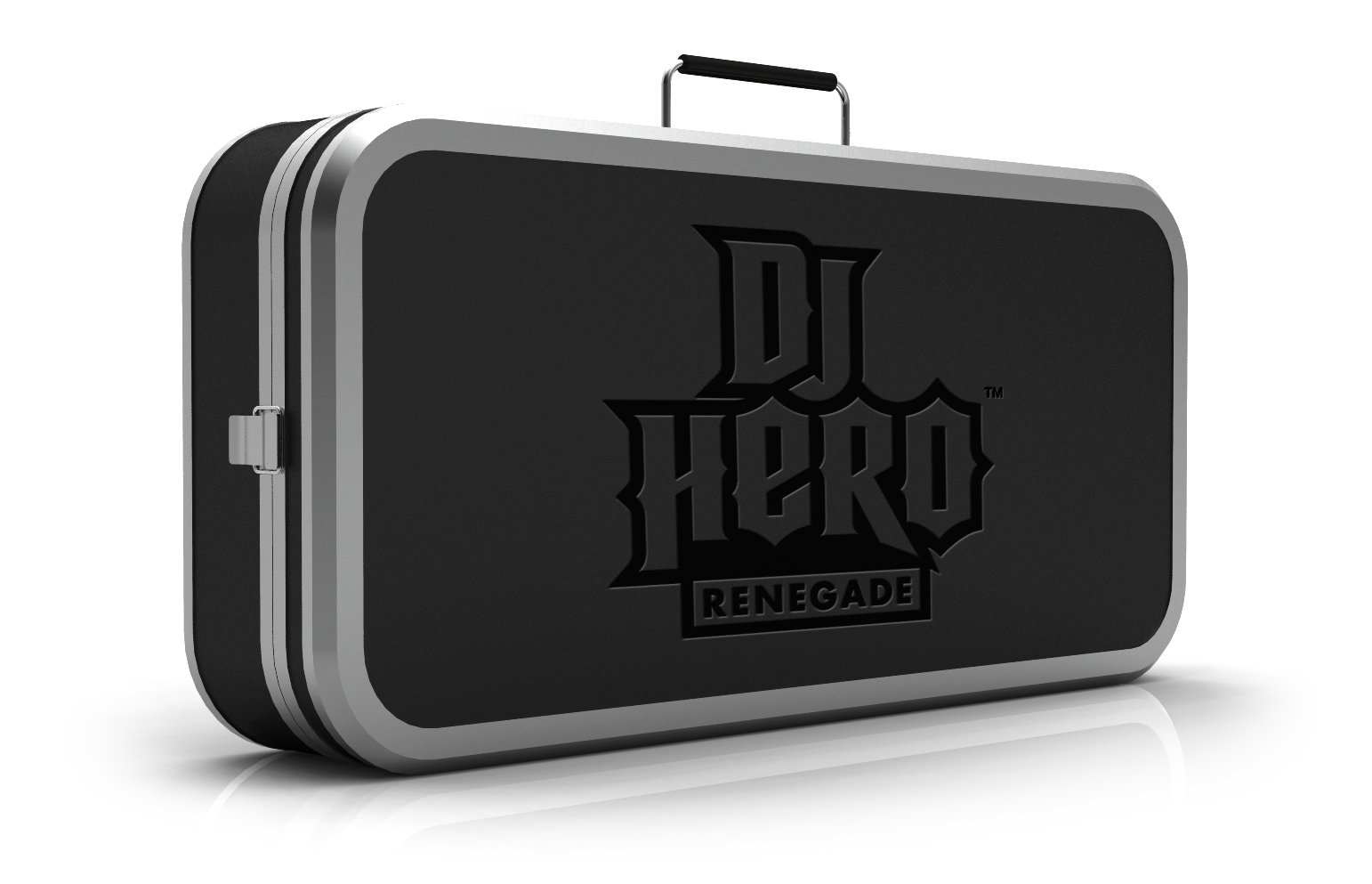 The DJ Hero Renegade Edition.