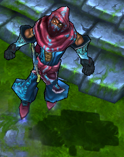 Al'Zahar in game.