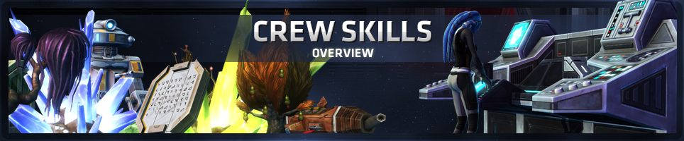 Crew Skills from SWTOR