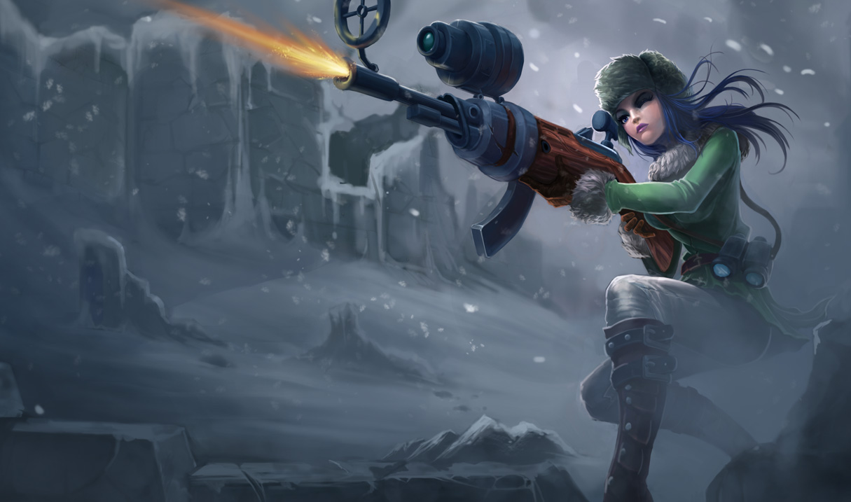 Caitlyn splash 4